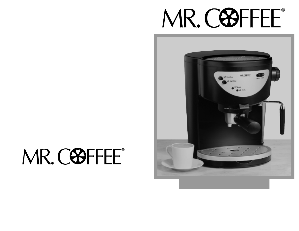 Mr Coffee Ecmp3033 User Manual 8 Pages