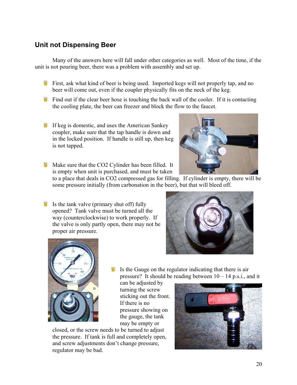 Magic Chef Vissani MCKC490S User Manual | Page 21 / 24