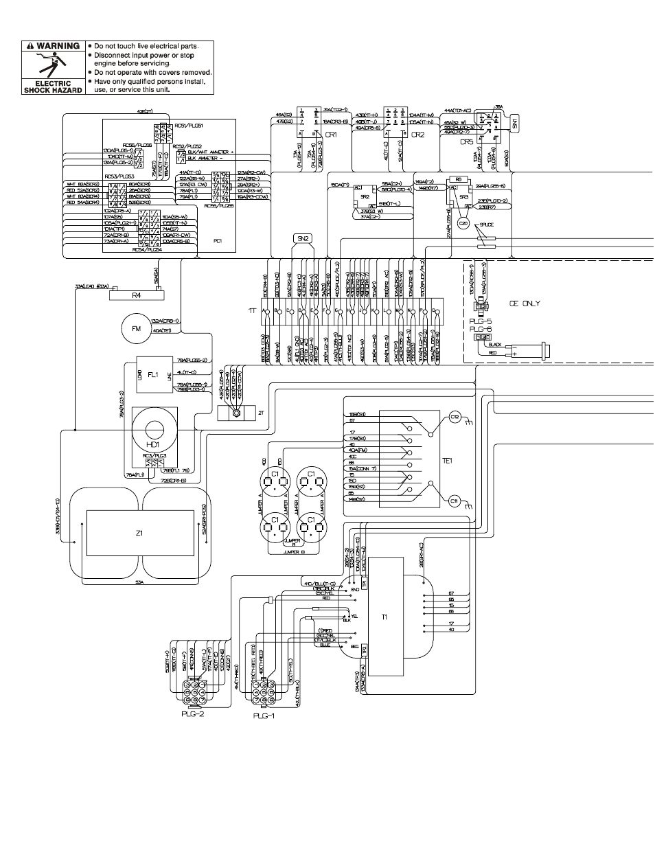 Miller Electric Syncrowave 250 Tm
