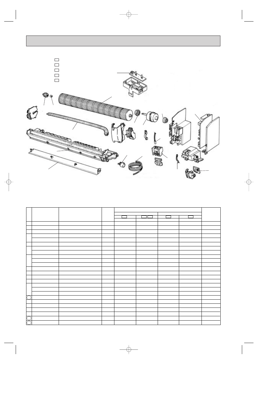 MITSUBISHI ELECTRIC MSH-07NV User Manual   Page 76 / 80