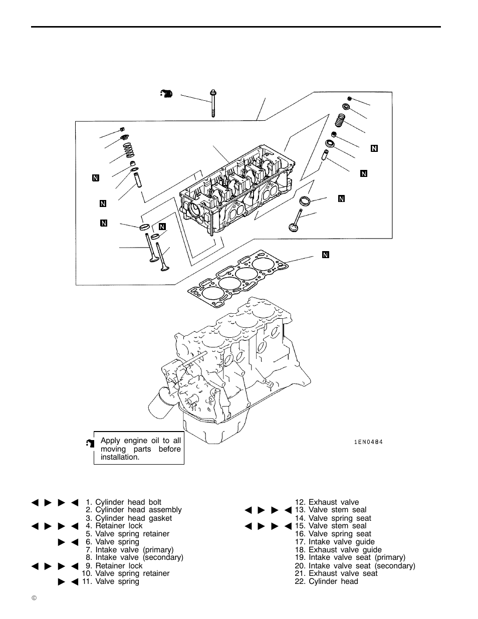 Mitsubishi Exhaust Diagram