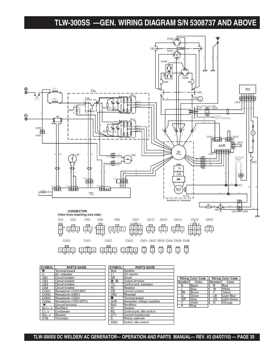 Welder Generator Wiring Diagram Real Lincoln 225 Mq Circuit Welders Electrical Drawings Ac Dc Schematics