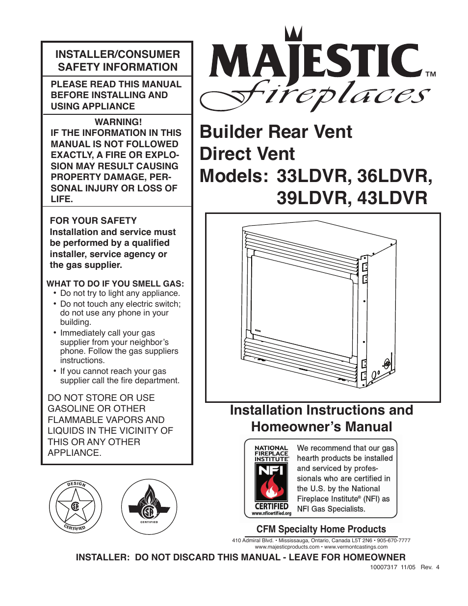 wonderful majestic fireplace manual part 11 majestic wood