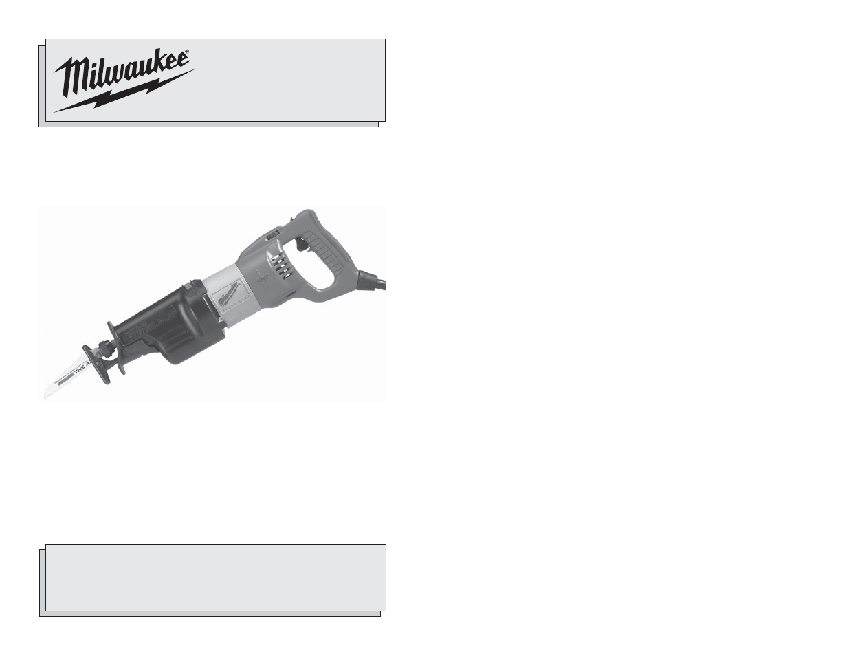 Milwaukee 6520 21 >> Milwaukee 6520 21 User Manual 21 Pages Also For 6538 21