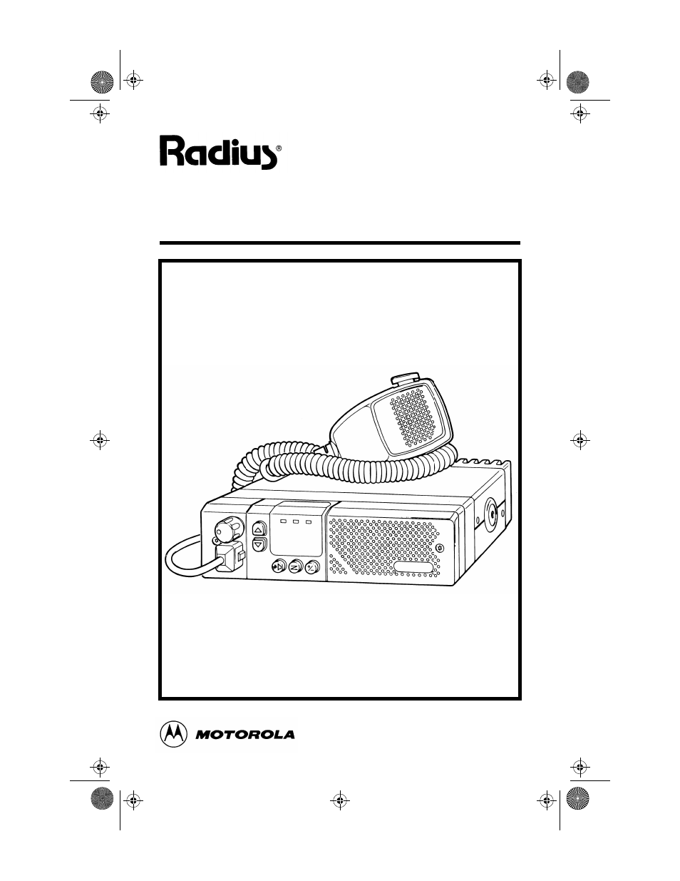 motorola radius gm300 user manual 8 pages rh manualsdir com Motorola GM300 Service Manual Motorola GM300 ManualDownload