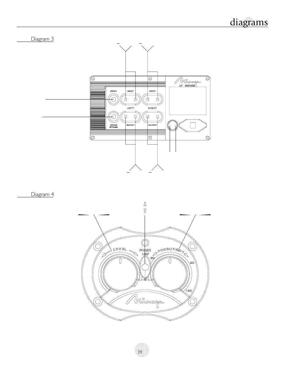 diagrams  diagram 3 diagram 4