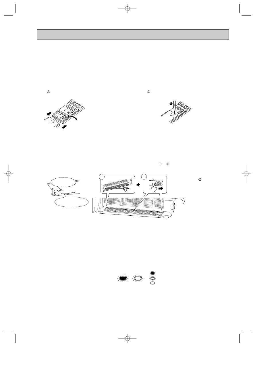 Mitsubishi electric service manual 0b378 | power supply.