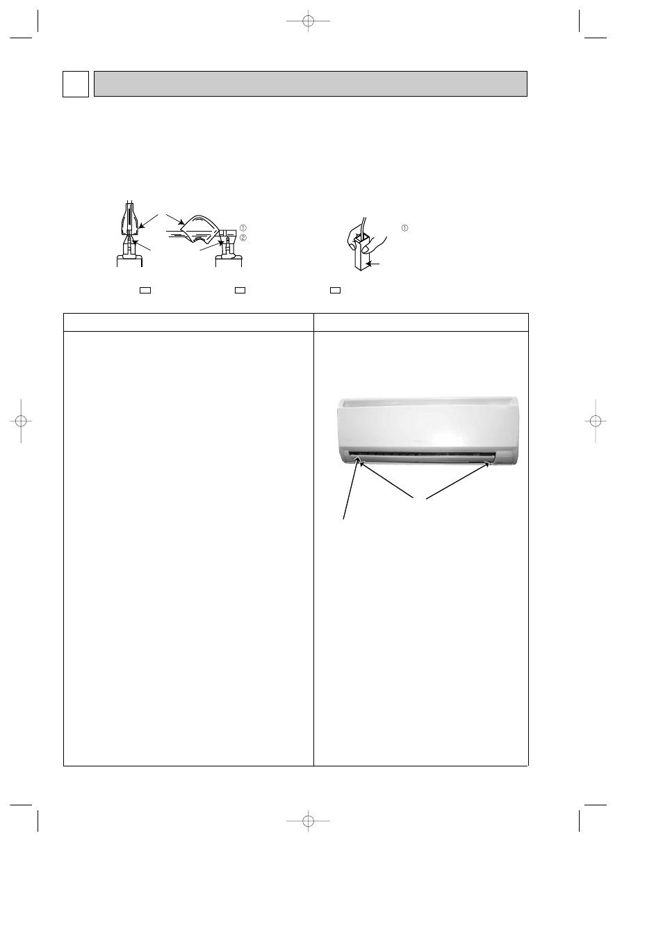 Mitsubishi msz-ga80 va service manual | manualzz. Com.