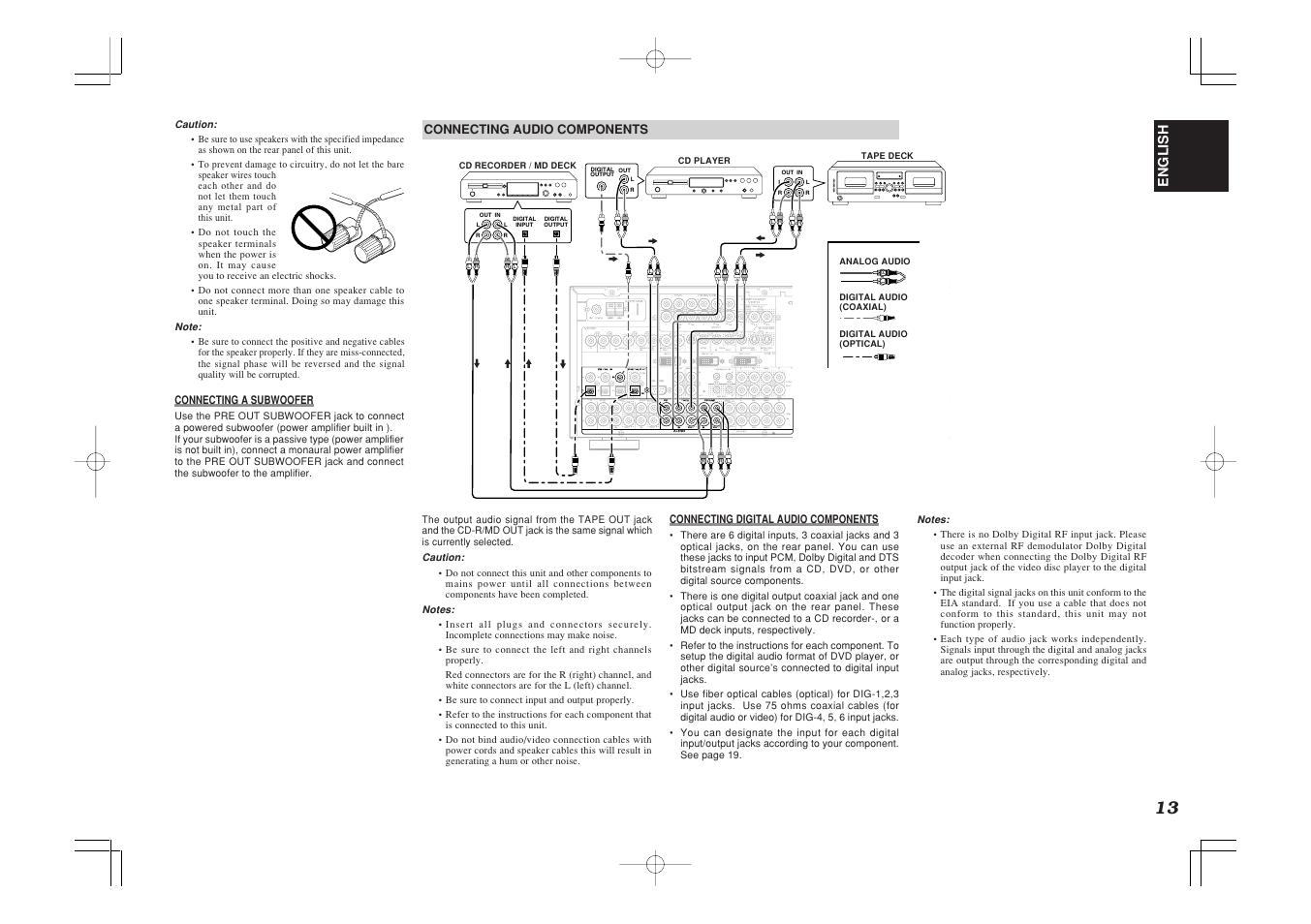 marantz sr7500 user manual page 17 58 original mode also for rh manualsdir com Marantz 7500 Manual eBay Marantz SR7500