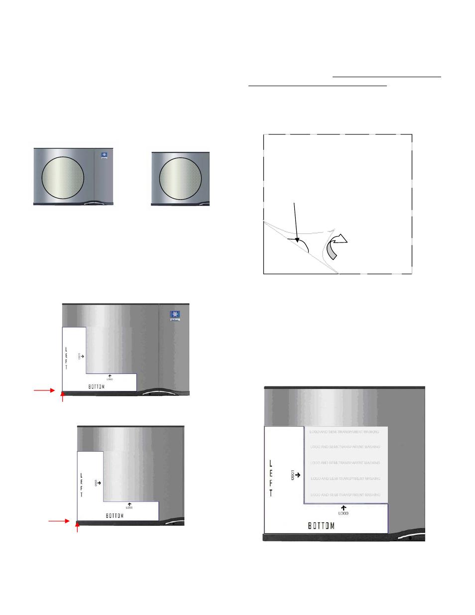 Manitowoc Ice S1470c User Manual Manual Guide