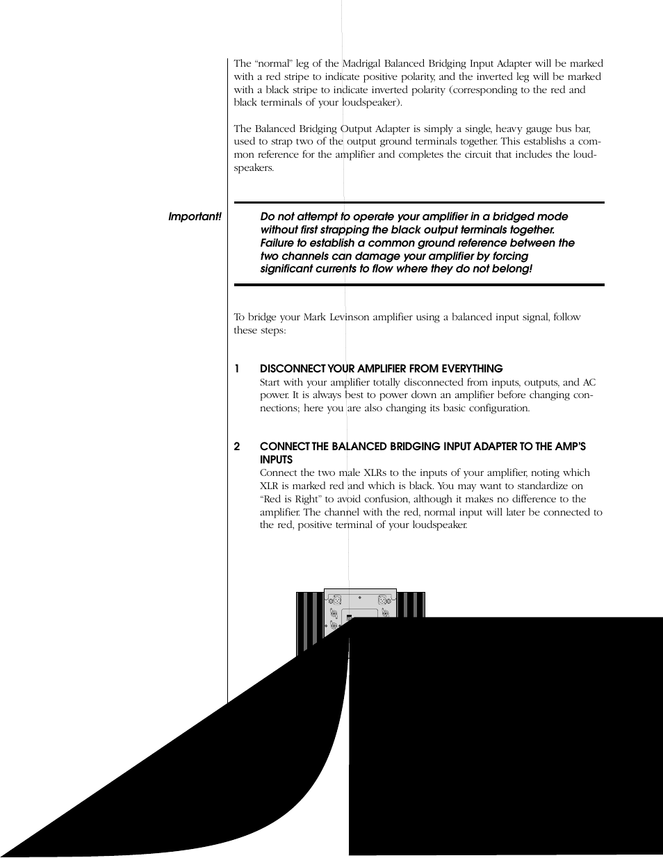 Mark Levinson N 333 User Manual | Page 23 / 38 | Also for: N