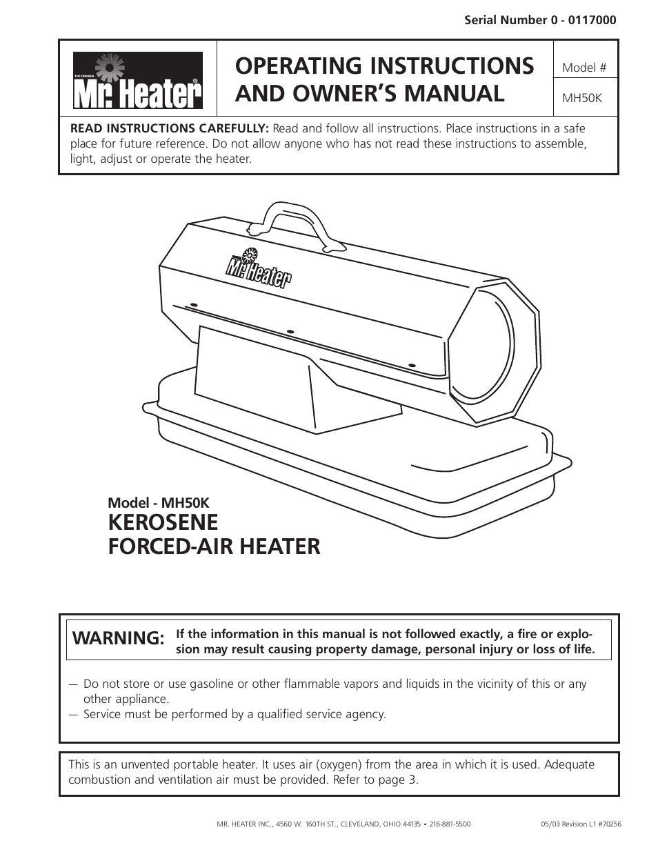 mr heater mh50k user manual 8 pages rh manualsdir com mr heater big buddy user manual mr heater mh18b owners manual