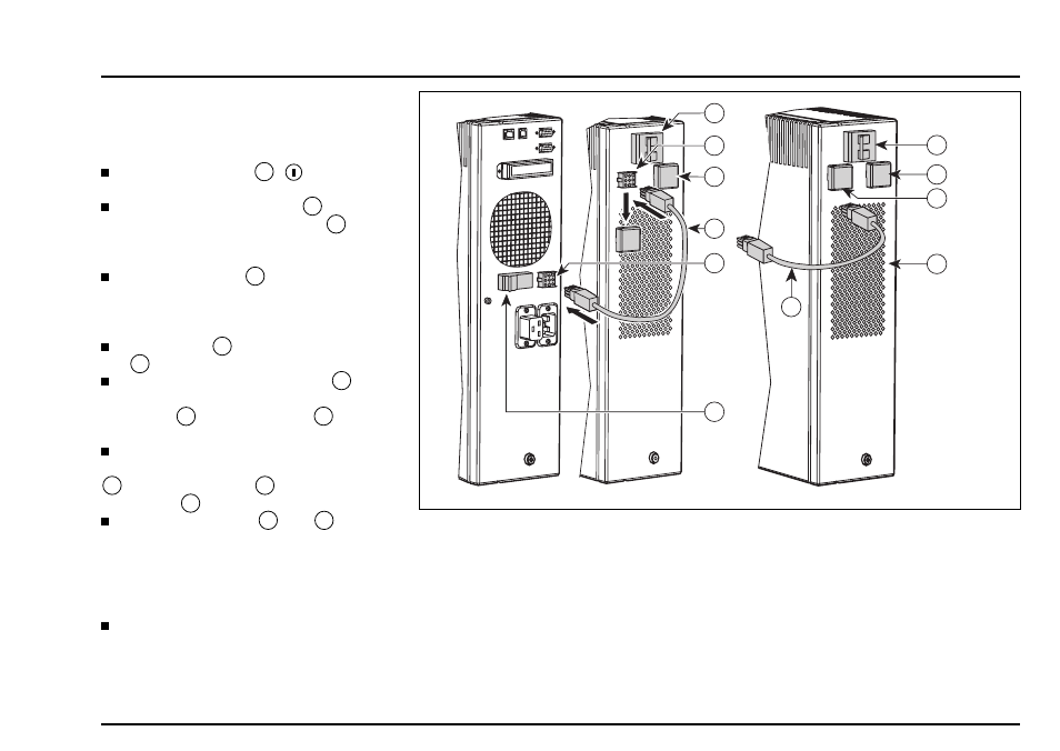 Getting started, Continued) | MGE UPS Systems pulsar EX15 User ... on