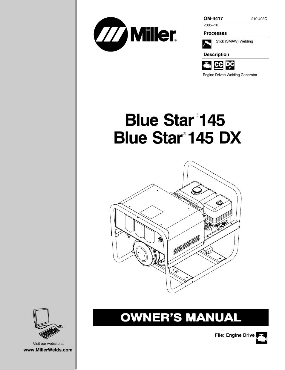 miller bluestar wiring diagram miller welder 1800 wiring