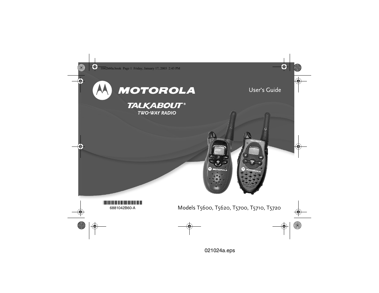 motorola t5620 user manual 33 pages also for t5700 t5720 t5600 rh manualsdir com Alcatel One Touch Manual Alcatel One Touch Manual