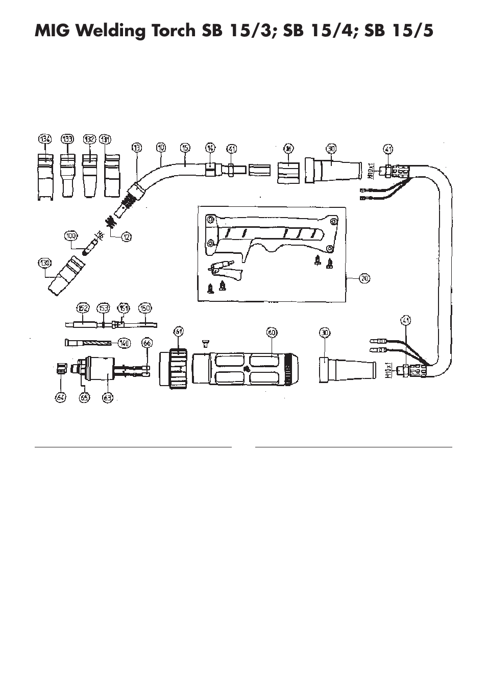 Metabo Electra Beckum Mig Mag 170 30 Tl User Manual Page 14 17 Wiring Diagram Also For Combi 180 35 Et