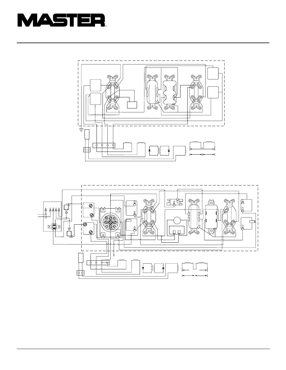 Portable Gasoline Generators  Wiring Diagrams  Continued