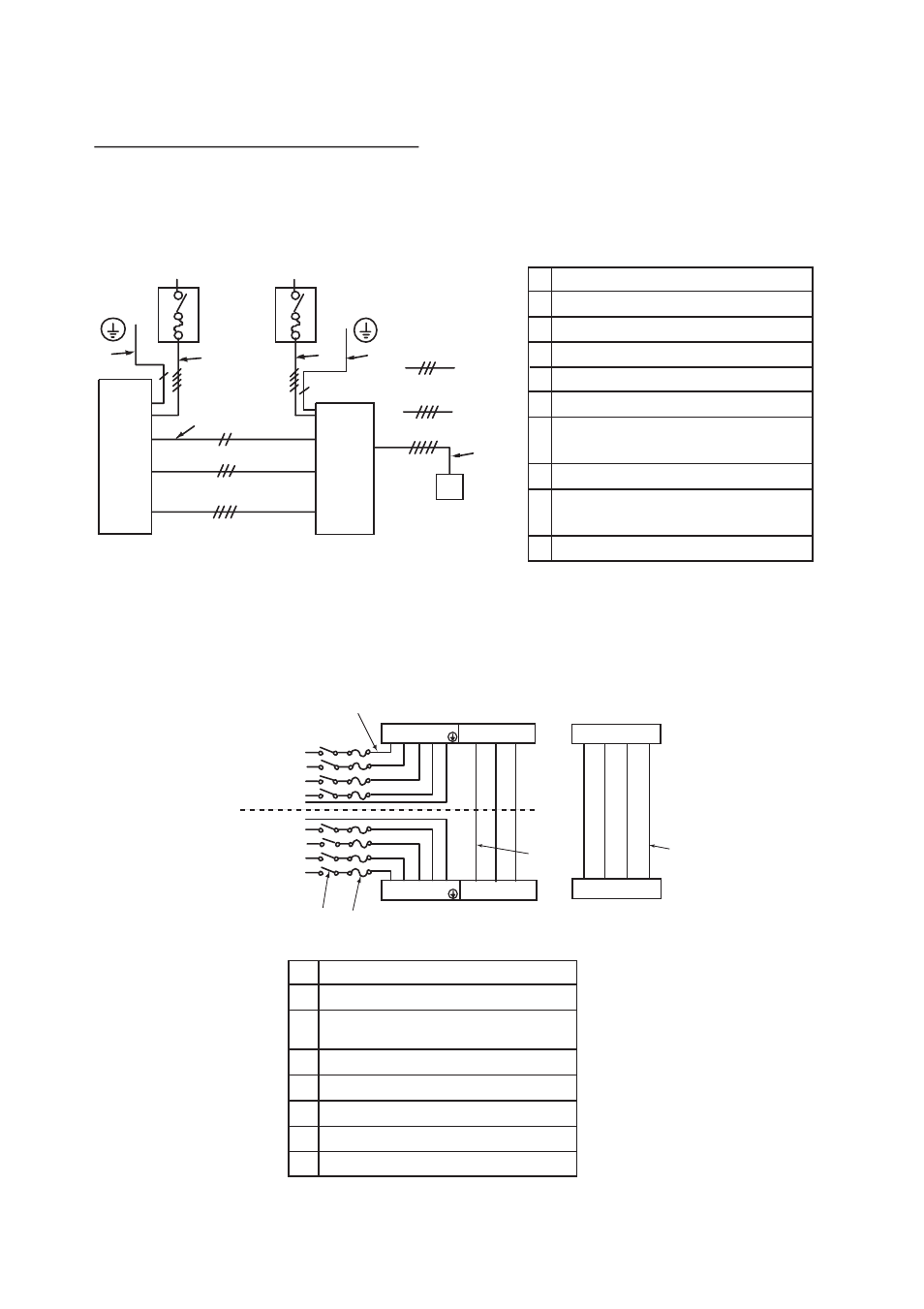 Method For Connecting Electric Wire Mitsubishi Pe 15myc Wiring Diagram User Manual Page 101 115