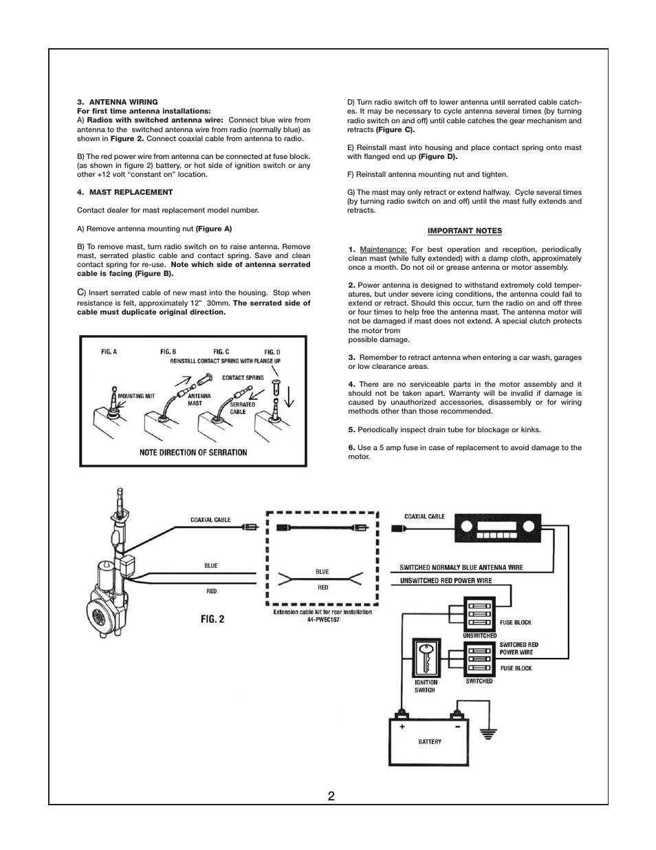 metra electronics aw pw22 user manual page 2 8 original mode rh manualsdir com Metra Dash Kits Metra Electric