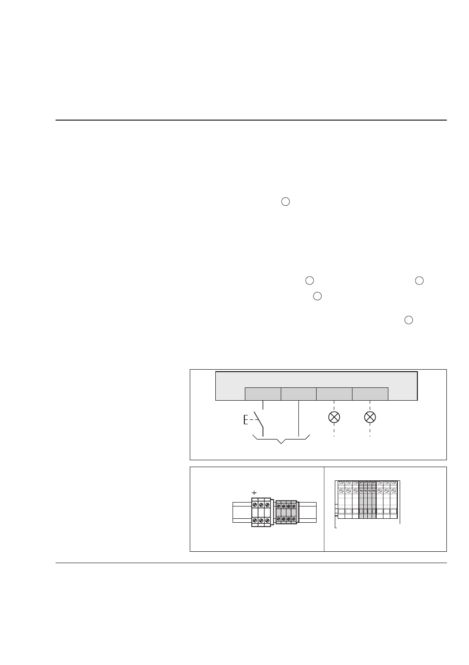 Emergency Off Shunt Trip Connection Mge Ups Systems Comet Tm 5 Wiring Diagram In Addition Breaker On 30 Kva User Manual Page 41 60