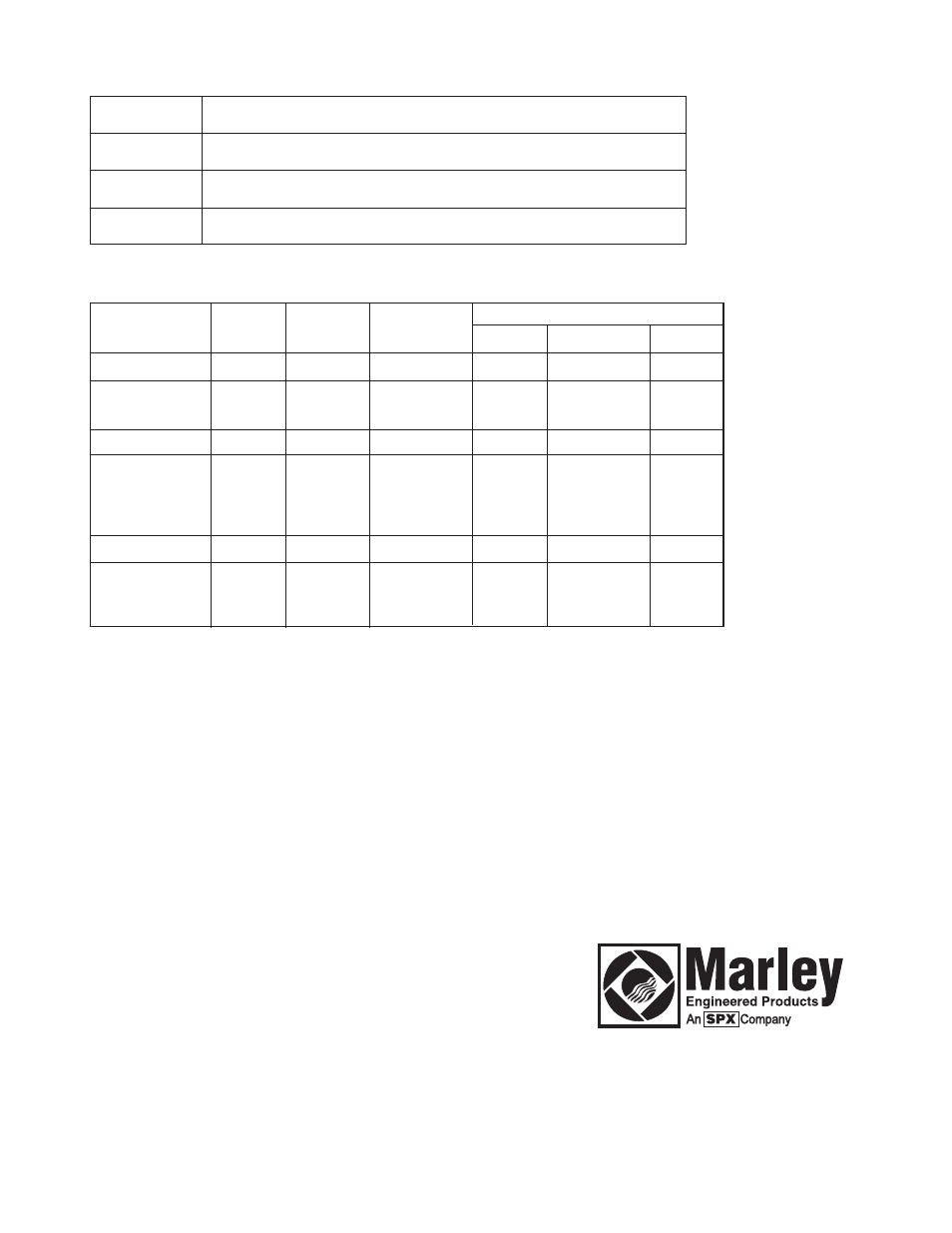 Marley Thermostat Wiring Diagram from www.manualsdir.com