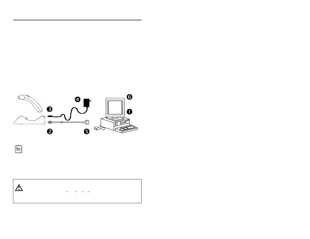 rs232 and light pen scanner installation metrologic instruments rh manualsdir com 856 Area Code Metrologic Instruments Drivers