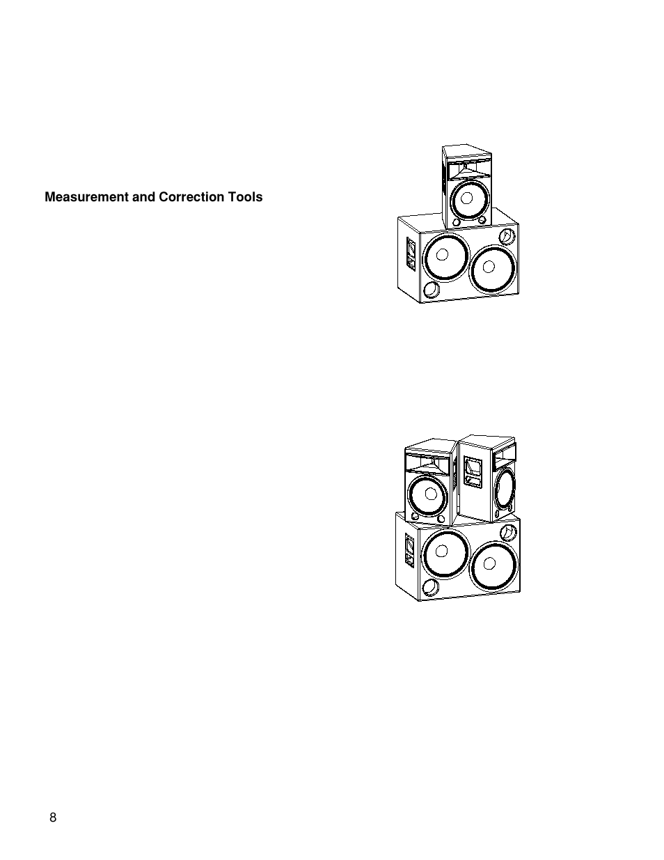 ... Array - upa p with the usw 1p meyer sound upa 1p user manual page 8