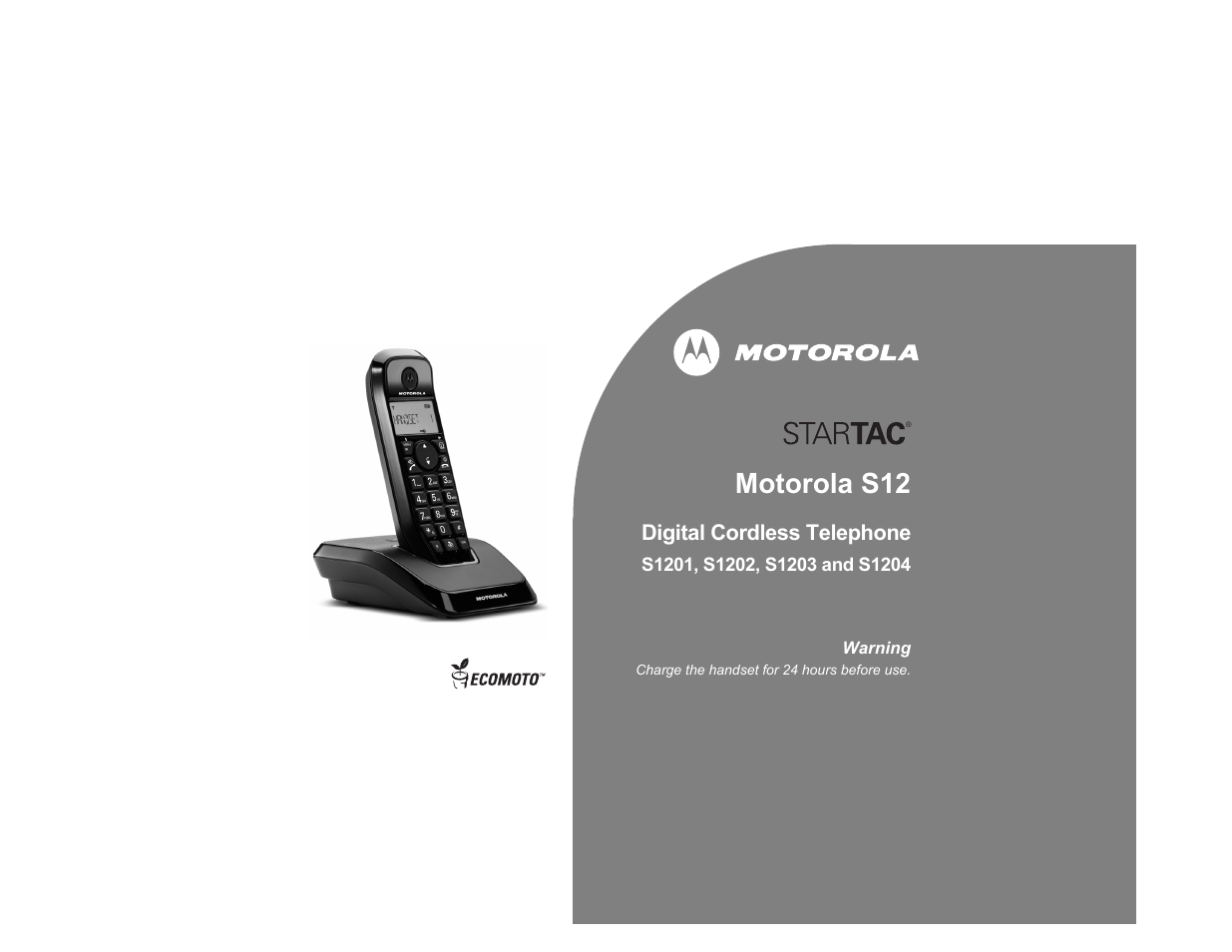 motorola s1201 user manual 39 pages also for s1202 s1204 s1203 rh manualsdir com motorola cordless phone manual d411a motorola cordless phone manual l803