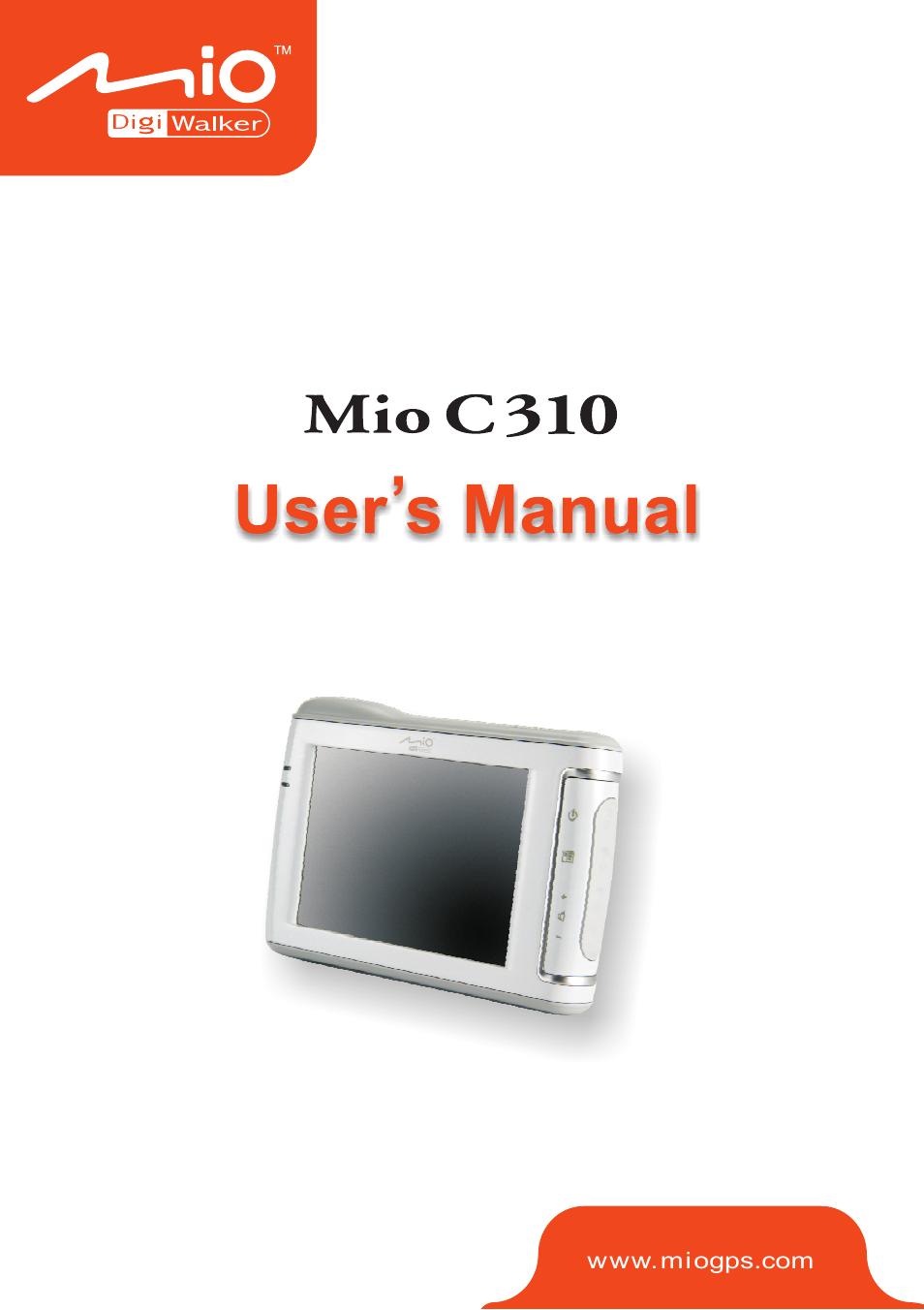 mio c310 user manual 48 pages rh manualsdir com Operators Manual Owner's Manual