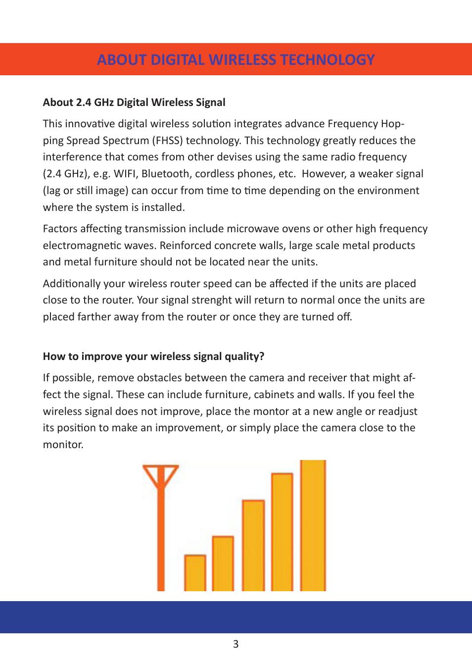 About digital wireless technology | Mobi Technologies DXR