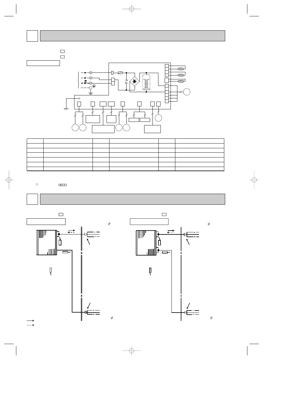 mitsubishi electric msz fa35va page8 6wiring diagram refrigerant system diagram 7, msz fa25va, indoor thermistor wiring diagram at readyjetset.co