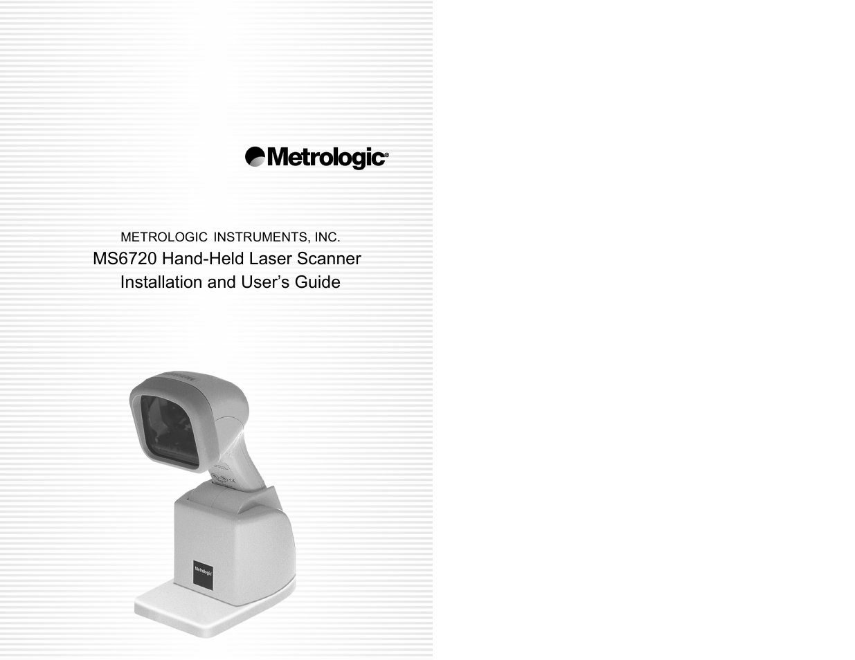 metrologic 6720 user guide user guide manual that easy to read