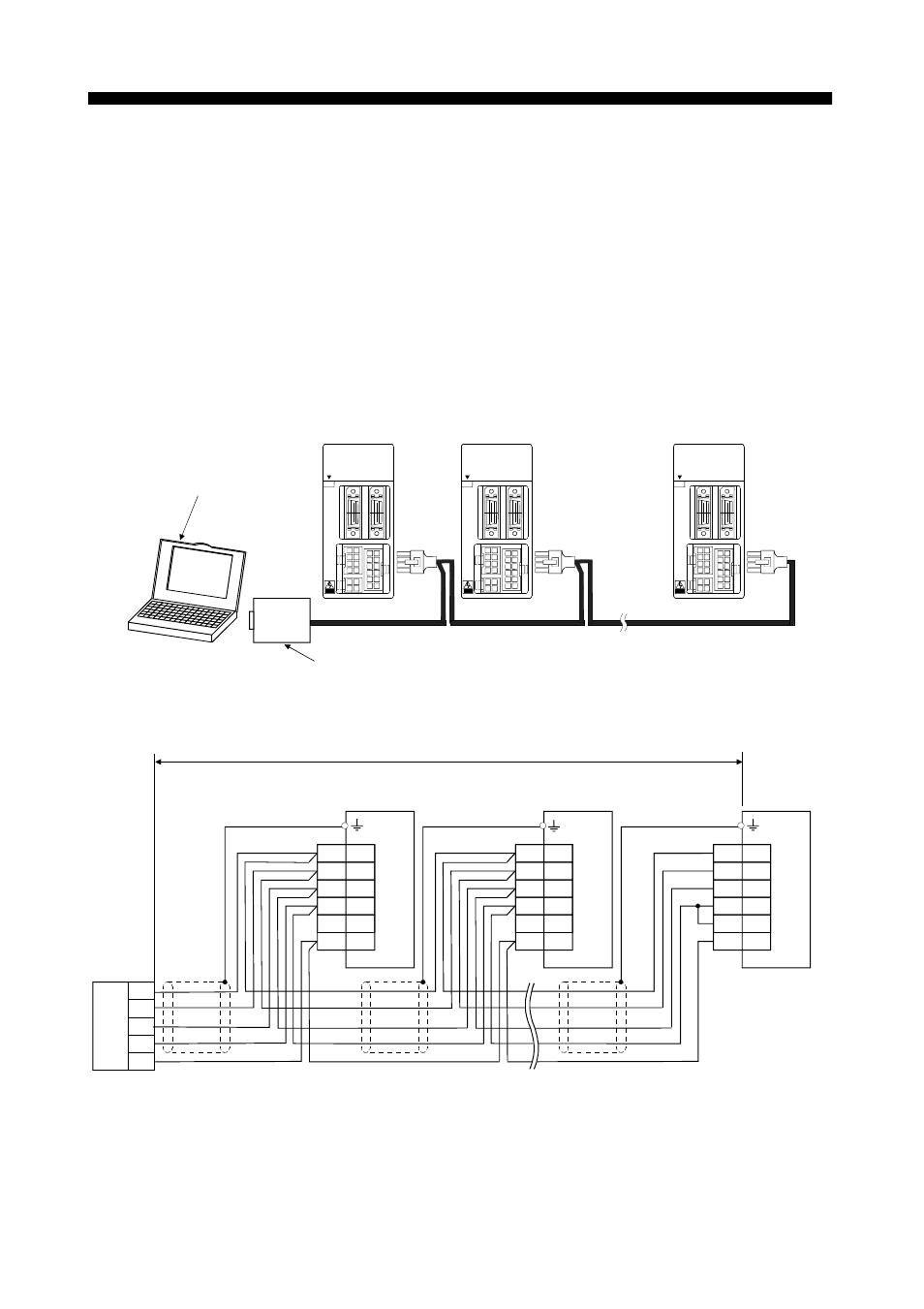 Communication Functions 1 Configuration Rs 422 Rs422 Wiring Diagram Mitsubishi Electric J2 Jrseries Mr 03a5 User Manual Page 157 185