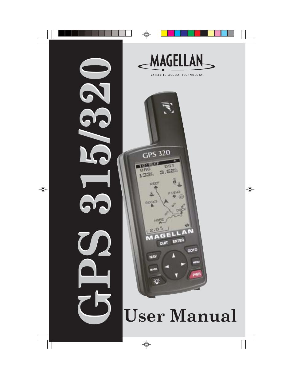 magellan gps 320 user manual 78 pages rh manualsdir com magellan gps manual download magellan gps manuals online