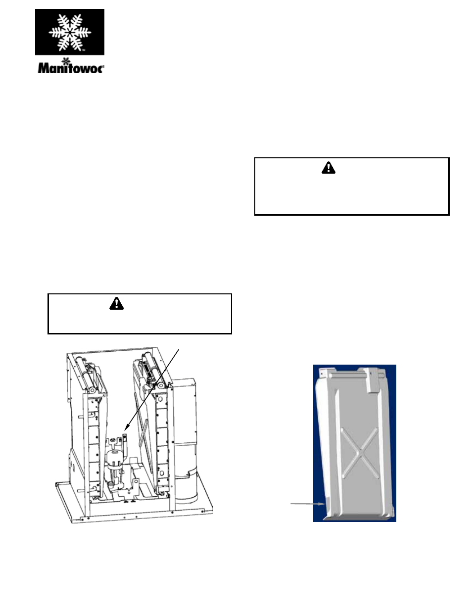 Manitowoc Ice Ice Maker Q User Guide Manual Guide