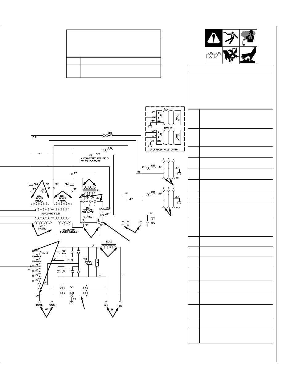 220v Welder Receptical Wiring Diagram Using 43 Images Miller Ac Unit Electric Legend Aead 200 Le User Manual Page 25 68 Webaccess Leroymerlin Fr