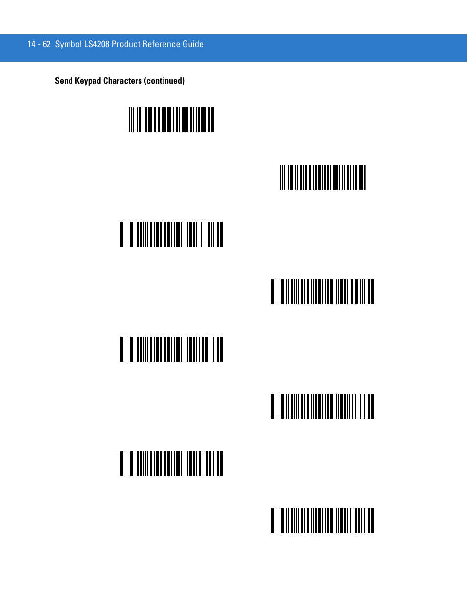 motorola ls4208 user manual page 284 358 rh manualsdir com symbol ls4208 product reference guide Symbol LS3578