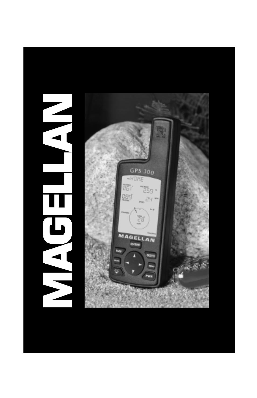 magellan gps 300 user manual 48 pages rh manualsdir com magellan gps instruction manual realspace magellan instruction manual