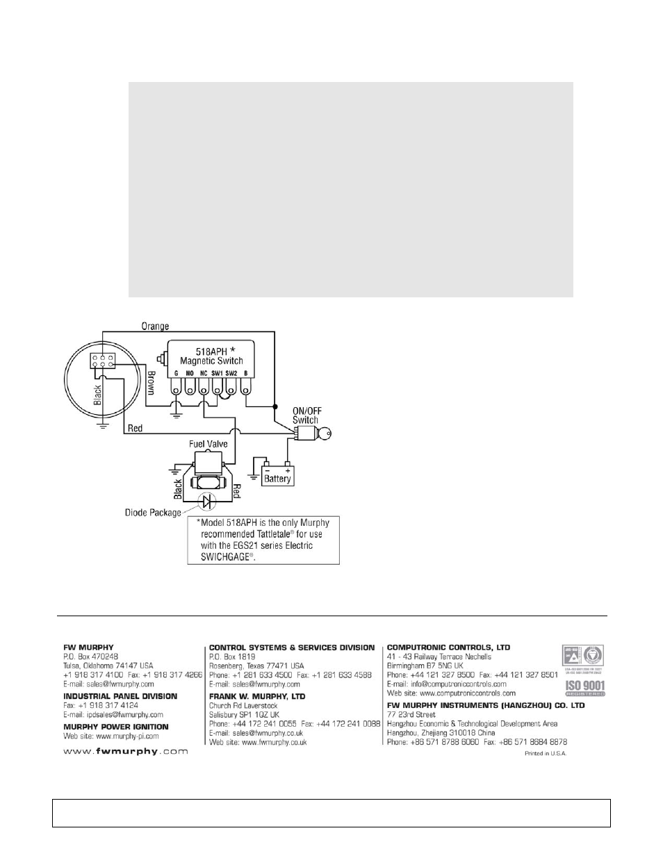 Murphy swichgage eg21 user manual page 4 4 asfbconference2016 Image collections