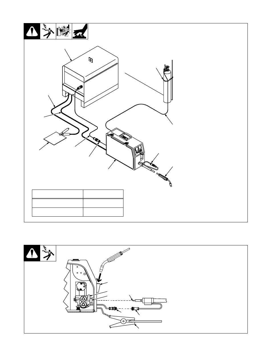 Miller 6 Pin Plug Wiring Diagram Libraries 115 Vac 2 Equipment Connection Electric S 22p12 User