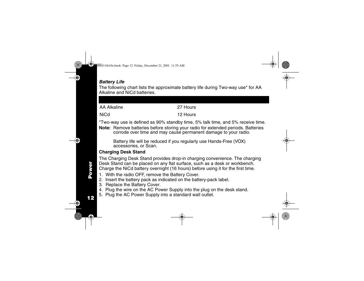 battery life charging desk stand motorola t5410 user manual rh manualsdir com motorola t5410 manual trouble shooting motorola t5410 manual pdf