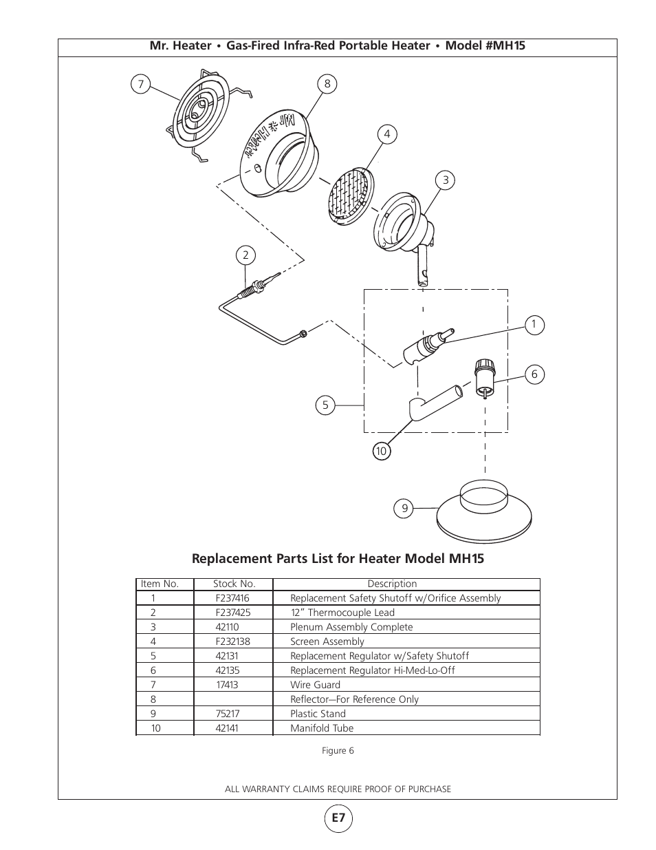 WRG-4232] Mr Heater Wiring Diagram on