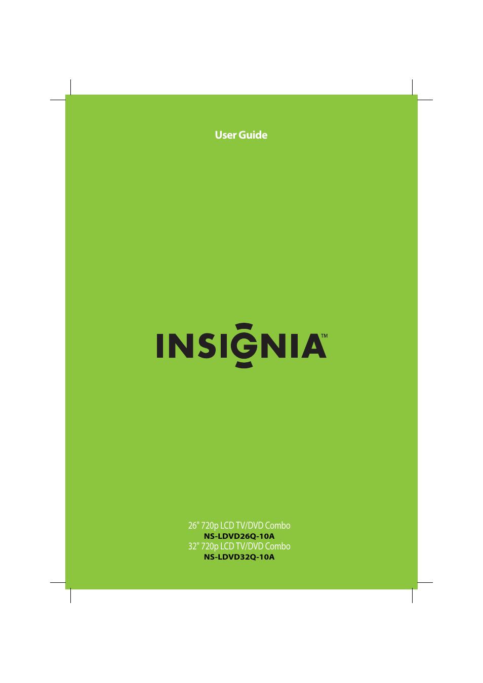 insignia ns ldvd26q 10a user manual 56 pages also for ns rh manualsdir com insignia roku tv user guide Boy Scout Uniform Insignia Guide