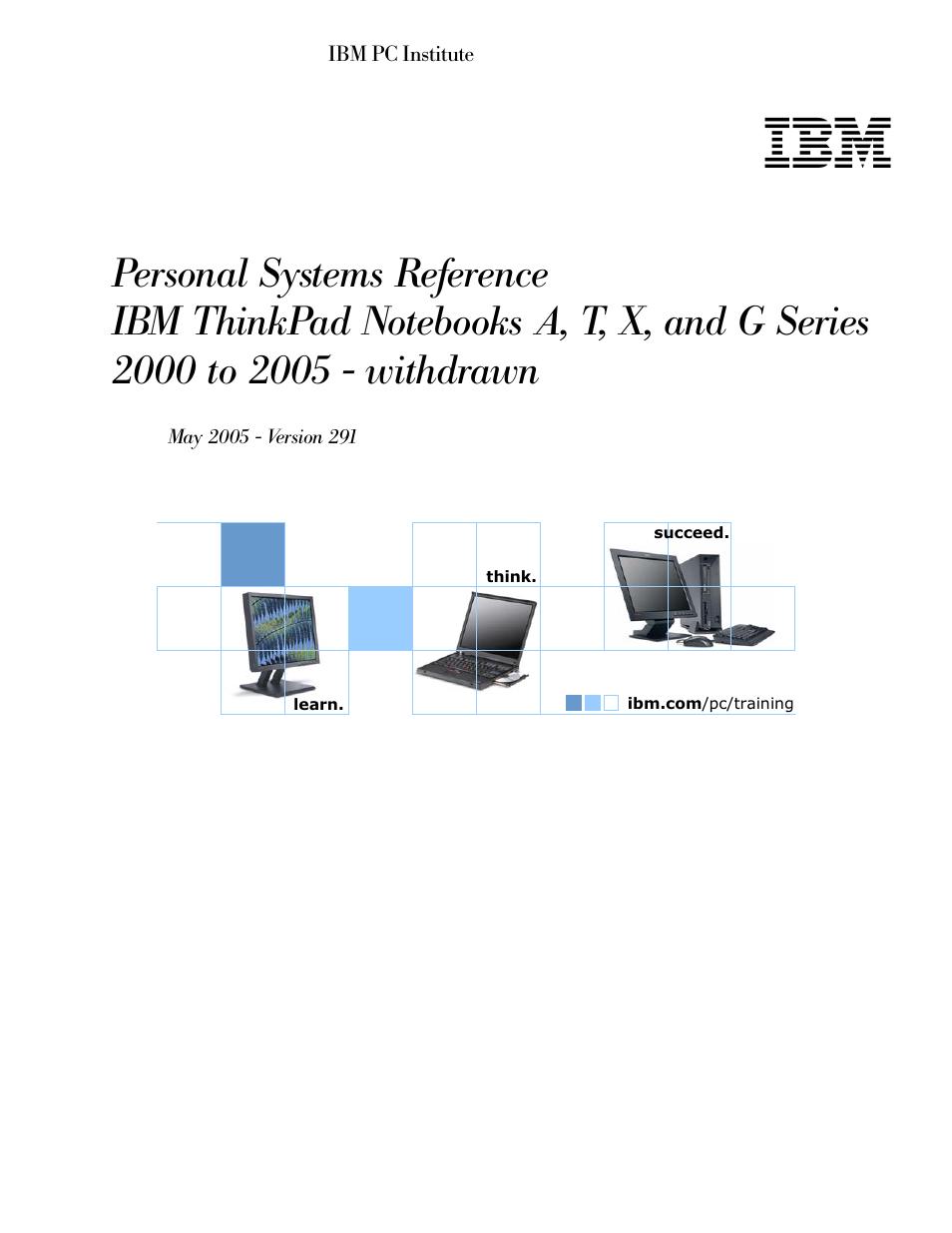 ibm thinkpad a22m manual