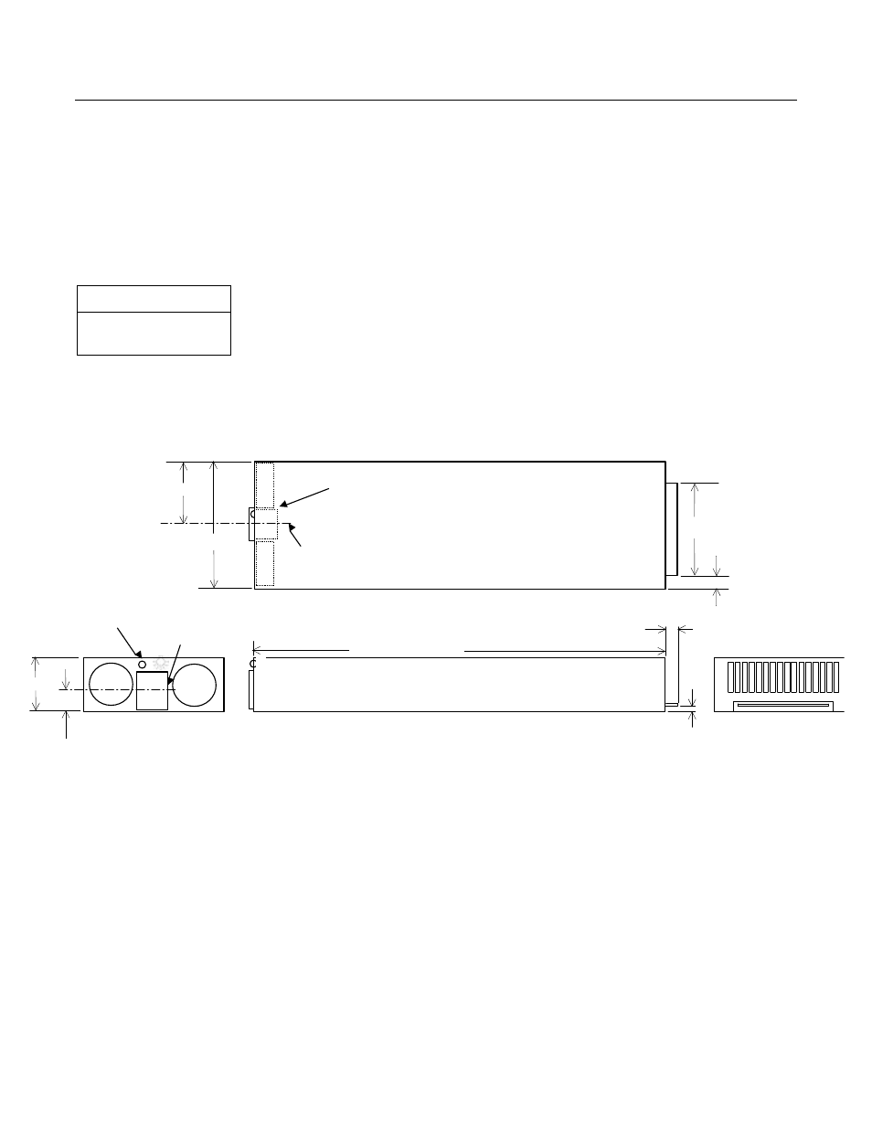 Mechanical Overview 1 High Power Card Edge Form Factor Intel At Supply Eps1u User Manual Page 7 31