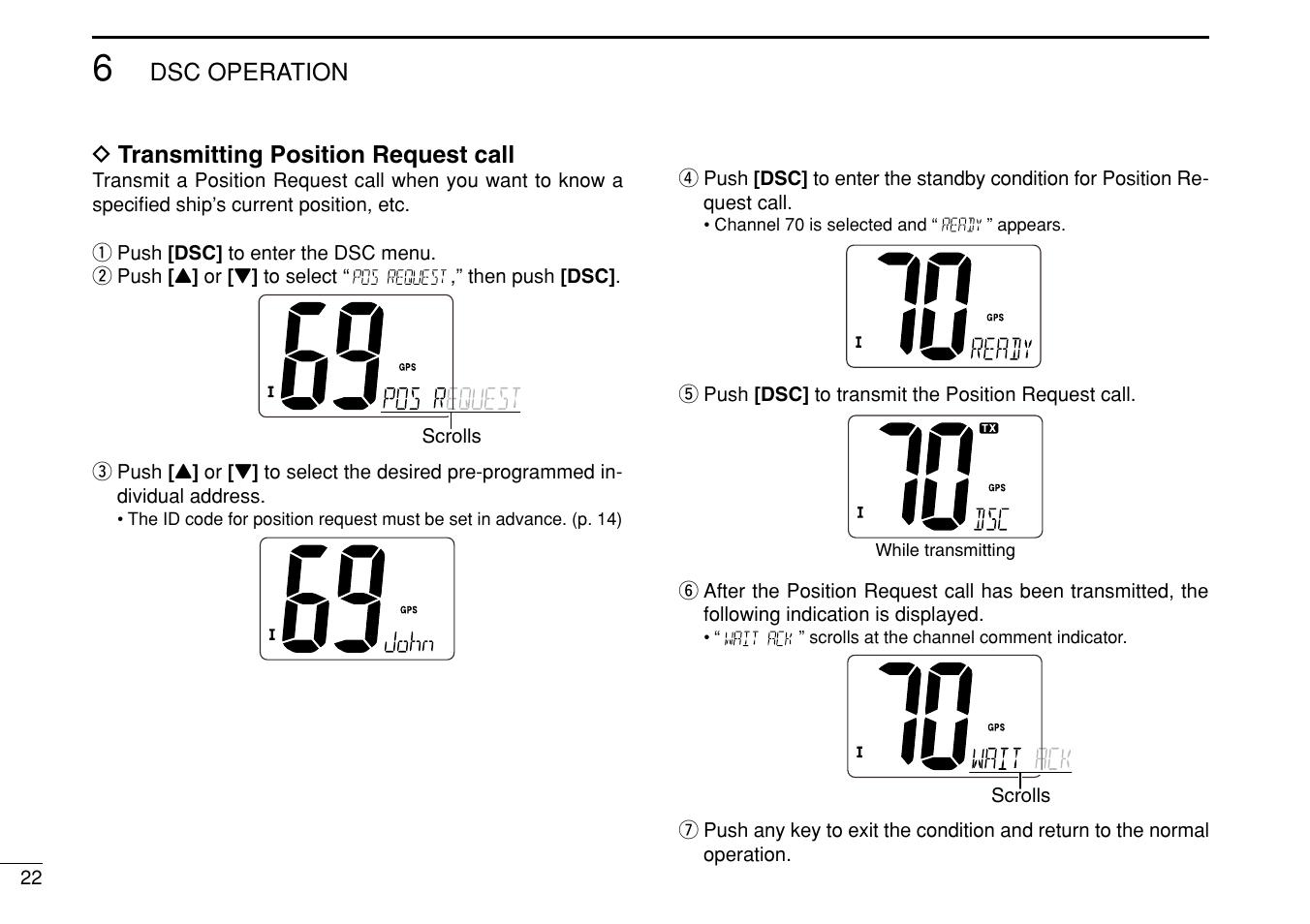 icom m304 manual