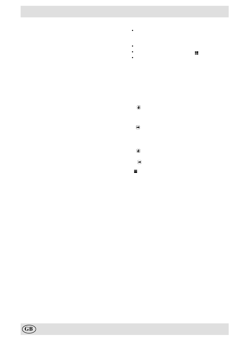 Cleaning by pyrolysis | Indesit FM 70 P 1 MR User Manual | Page 6 / 12