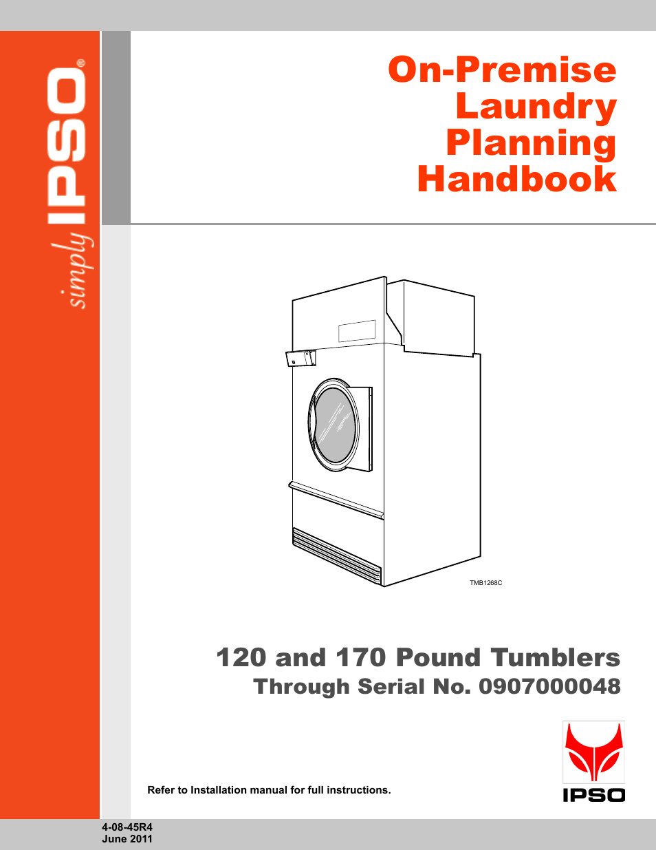 ipso 120 user manual 18 pages also for 170 rh manualsdir com Manuals in PDF Instruction Manual