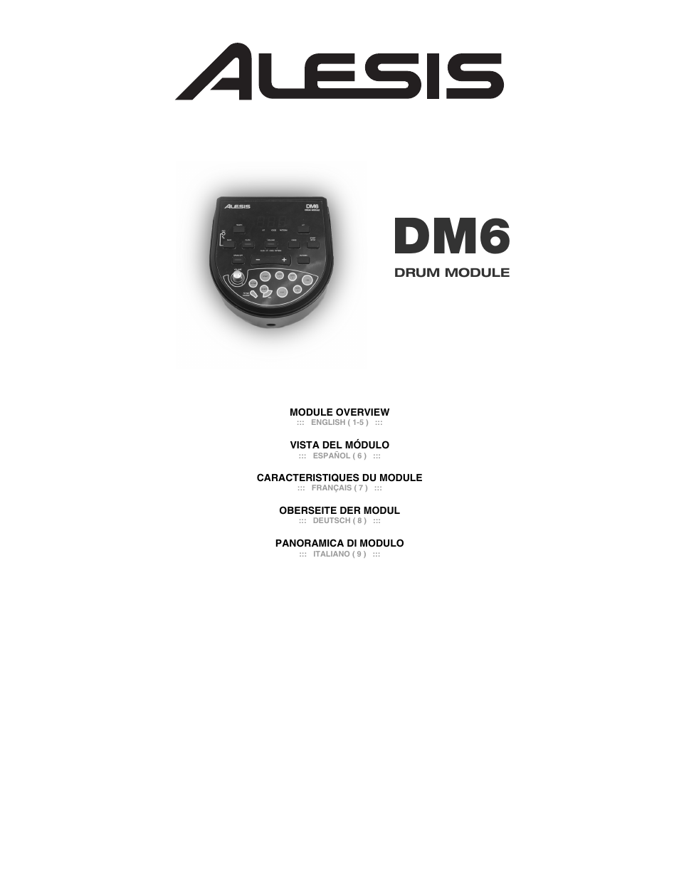alesis dm6 user manual 12 pages rh manualsdir com alesis dm6 owners manual Alesis DM6 Parts