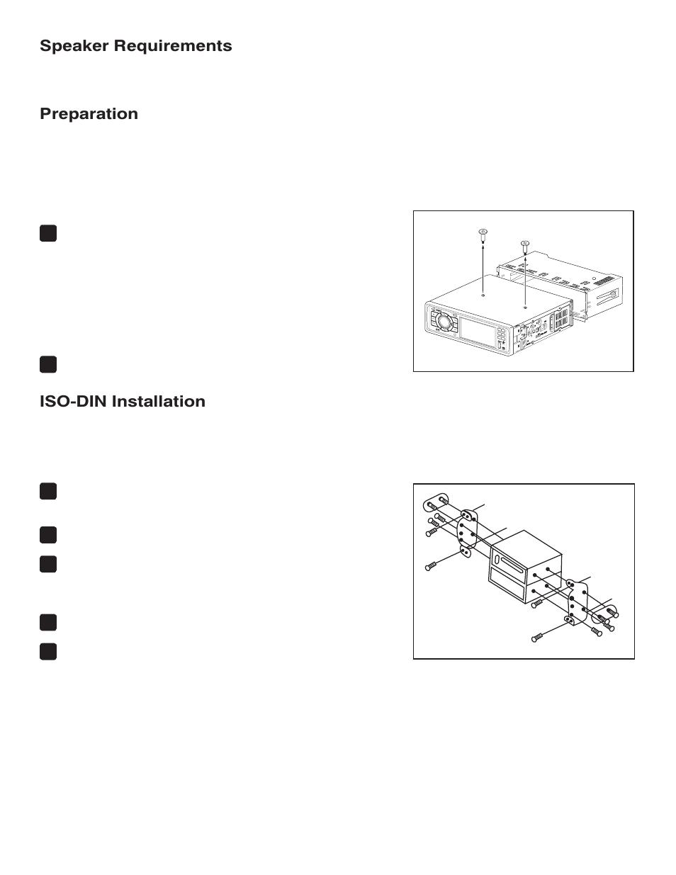 speaker requirements preparation iso din installation jensen rh manualsdir com User Training User Webcast